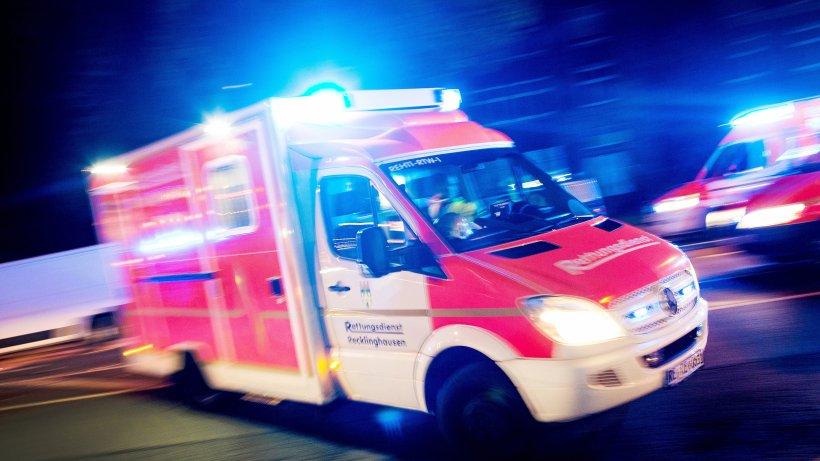 Fußgänger stirbt bei Unfall im Saale-Orla-Kreis