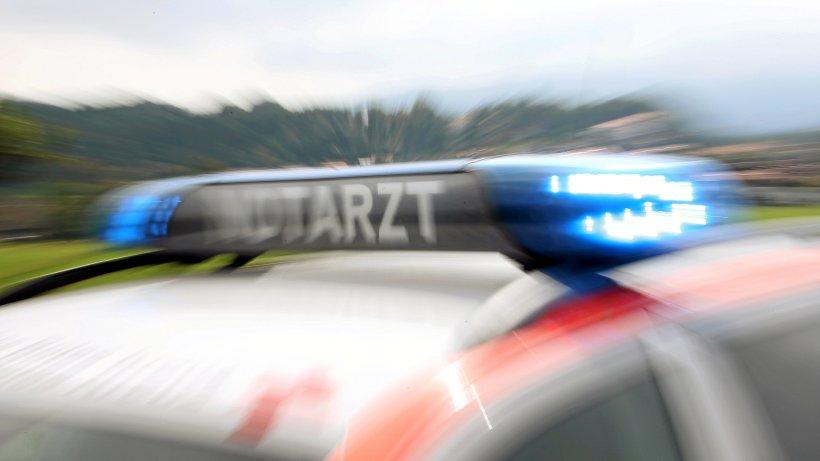 Motorradfahrer bei Unfall nahe Menteroda verletzt