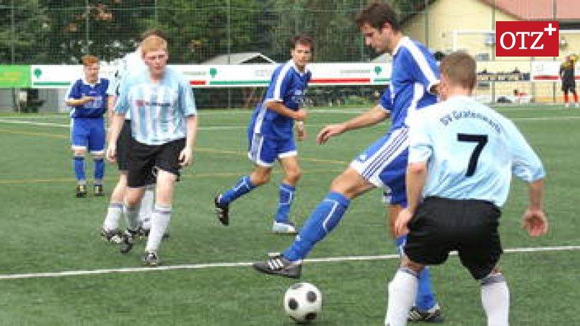 Neustadt Orla Fußball
