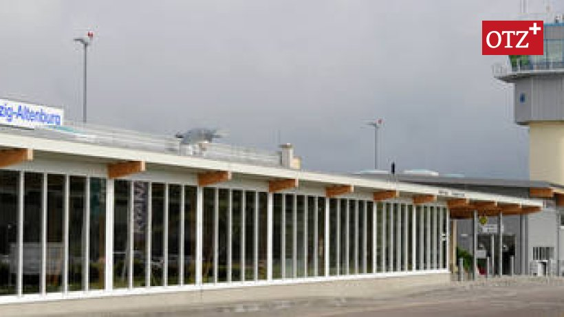 Flughafen Altenburg Flüchtlinge