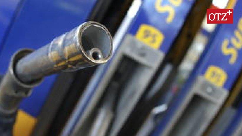 Benzinpreise In Ihrer Nähe