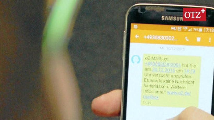 Abschied von der SMS auf Raten: Dozent der Geraer