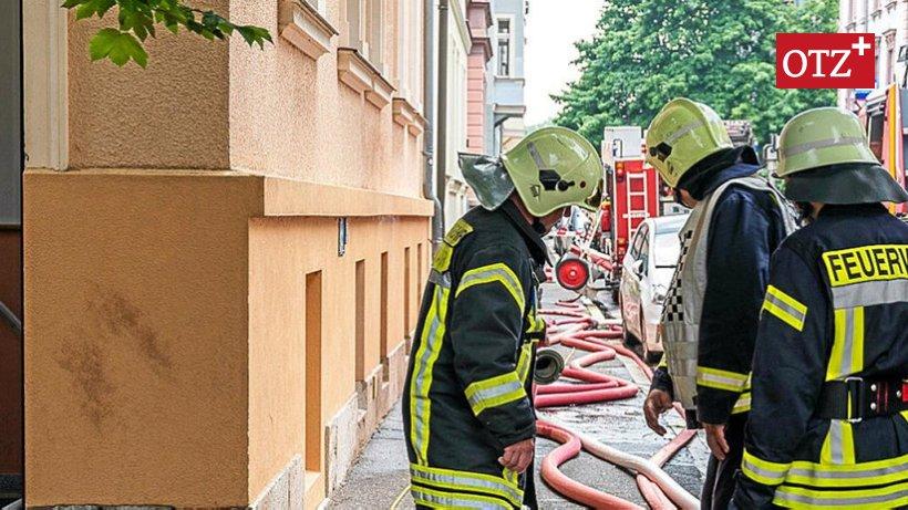 Feuerwehr Gera Aktuell