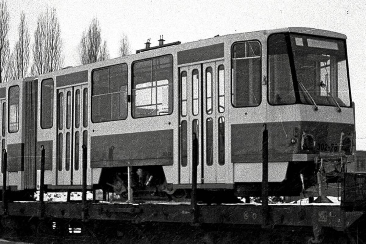 40 Jahre Tatra Straßenbahnen In Gera Vermischtes