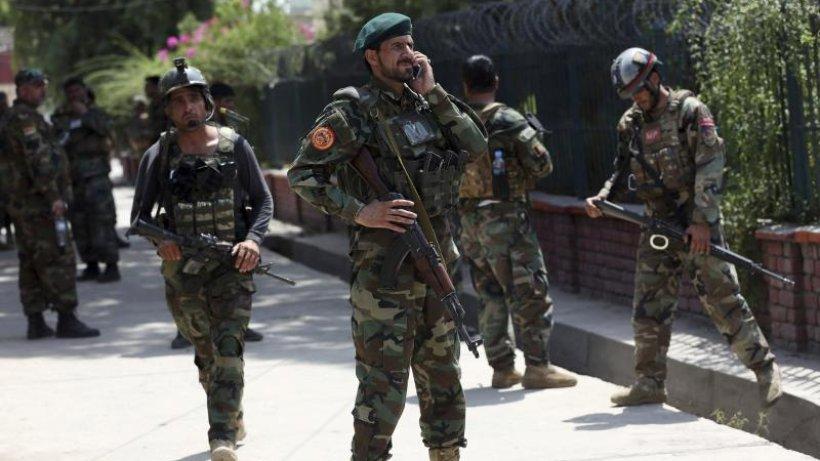 IS-Kämpfer stürmen Gefängnis in Afghanistan