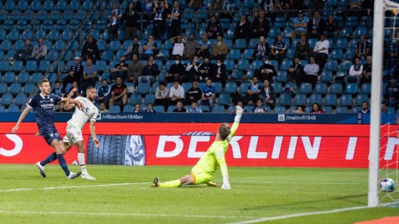 Bochum gibt Sieg aus der Hand - 2:2 gegen St. Pauli