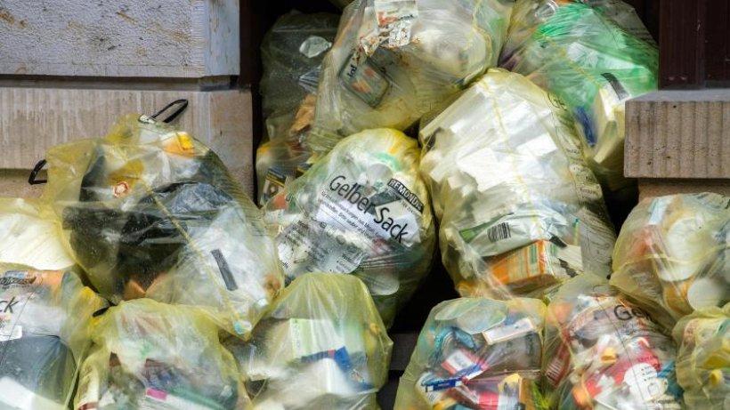 Müll Pro Kopf