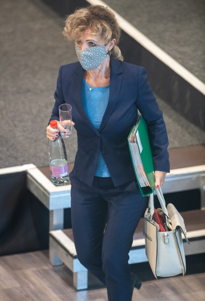 Landtagspräsidentin Birgit Keller (Die Linke)