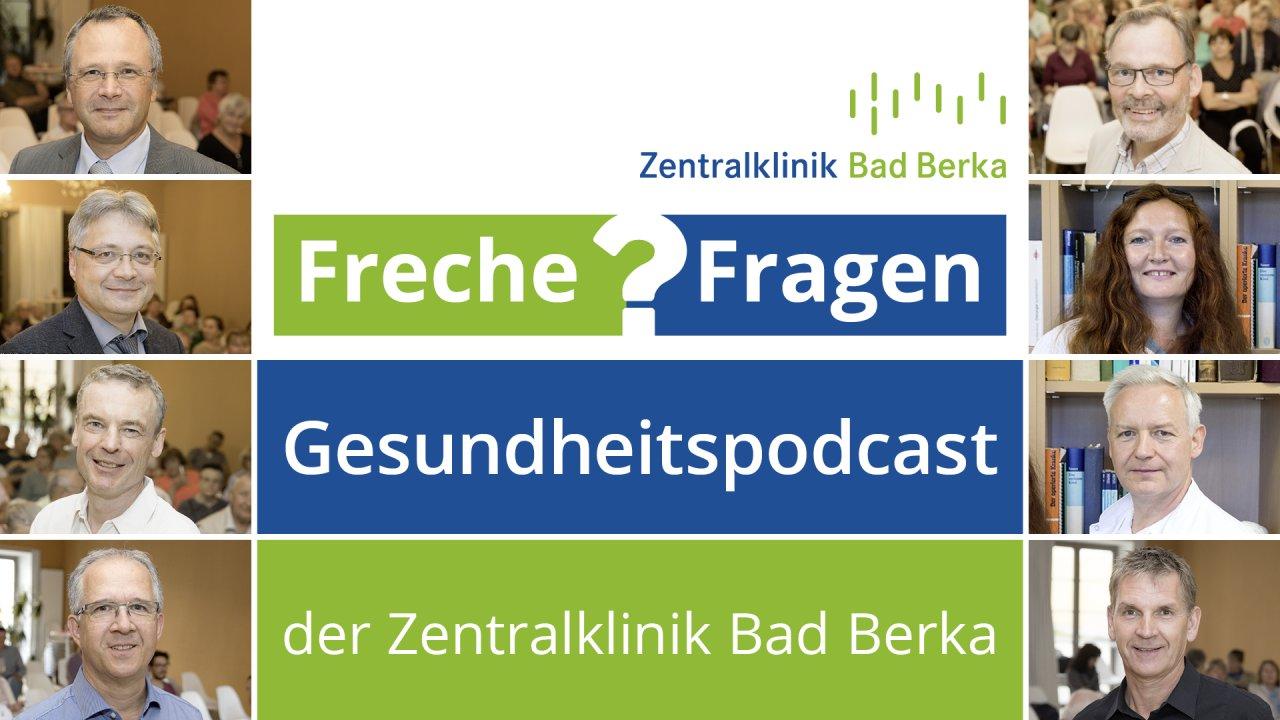 Freche Fragen an Chefärzte – jetzt auch als Podcast.
