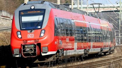 Noch fährt der Franken-Thüringen-Express auf der Saalbahn bis Jena.