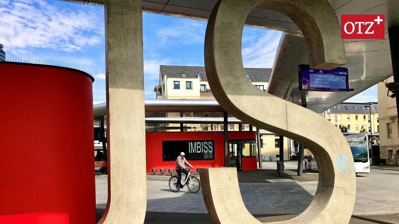Busbahnhof Jena
