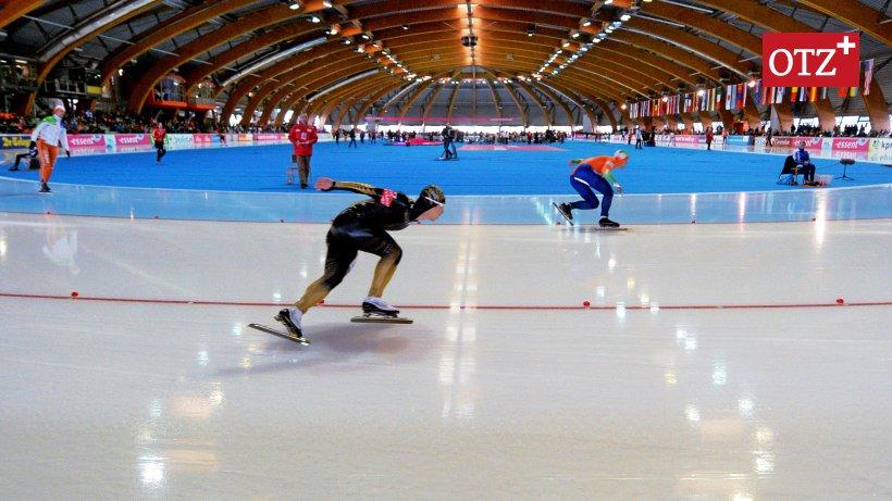 Erfurt Eisschnelllauf
