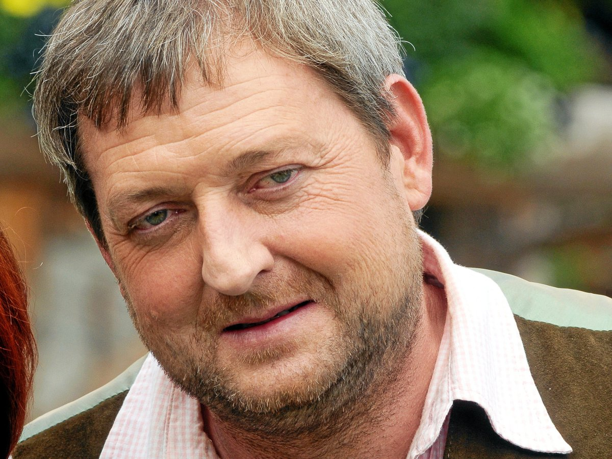 Simon der woran starb schauspieler günther Vor 20