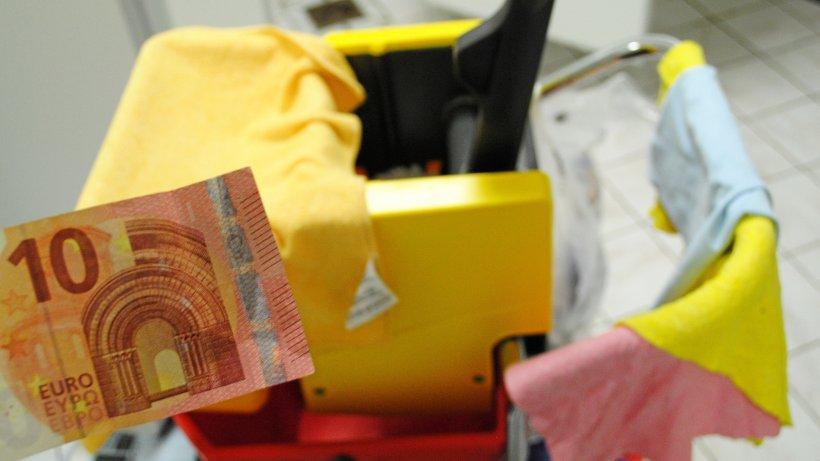 Gewerkschaft fordert mehr Geld für die 260 Reinigungskräfte im Kreis Nordhausen