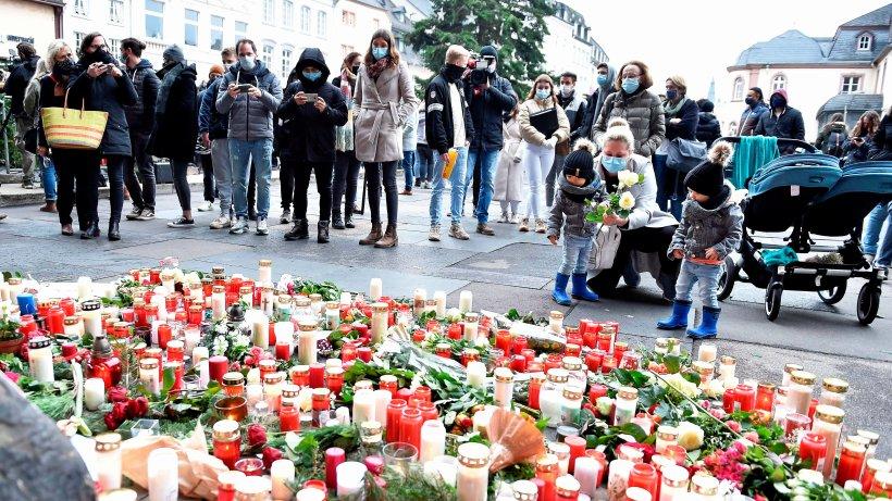 Trier: Amokfahrt mit fünf Toten - Haftbefehl wegen Mordes