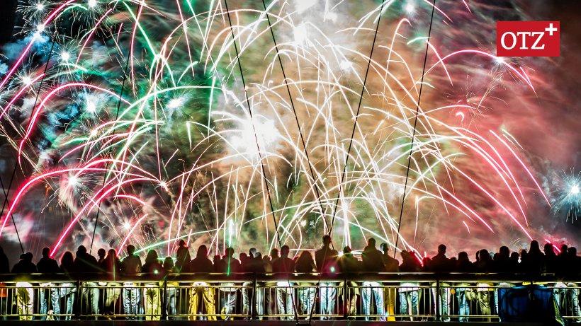 Feuerwerk Bei Lidl